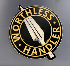 Spearhead Sticker