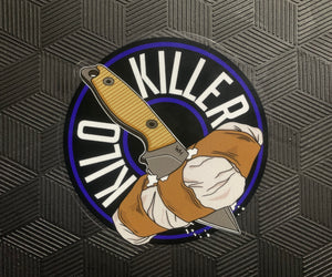 Kilo Killer Sticker