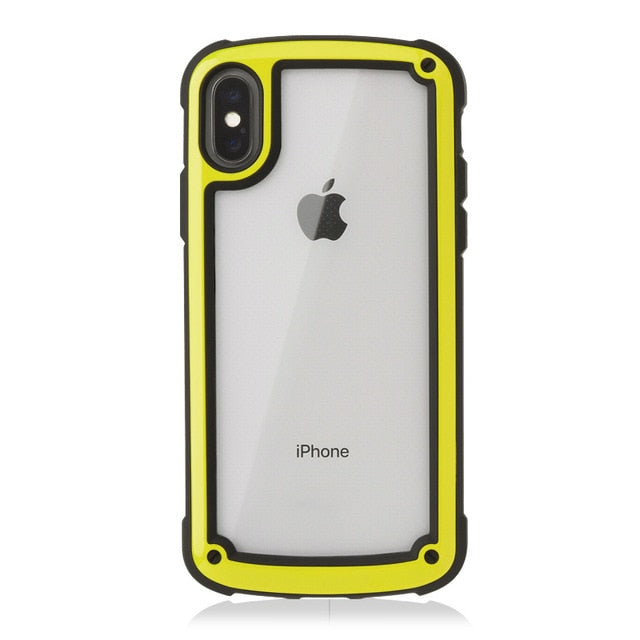 Shockproof Case - Yellow