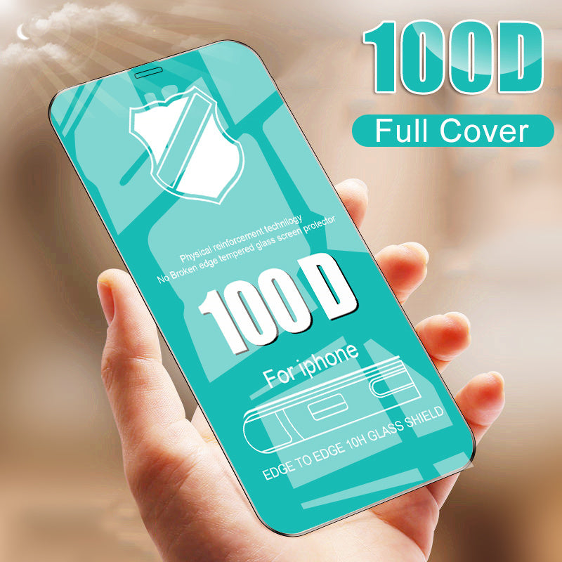 100D Tempered Glass Full Cover