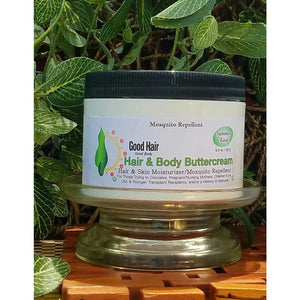 Summer Ease Insect Repellent Series Hair & Body Buttercream (Step 8)