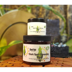 Dark Spot Correcting Mask (For Acne, Hyperpigmentation, & Itchy Flaky Skin ONLY)