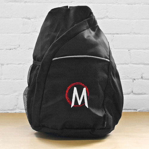 MAD COOL FITNESS ECO FRIENDLY SLING BACKPACK