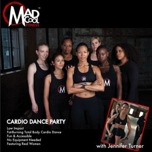MAD COOL CARDIO DANCE PARTY DVD