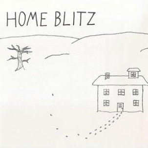 Home Blitz - Out Of Phase LP
