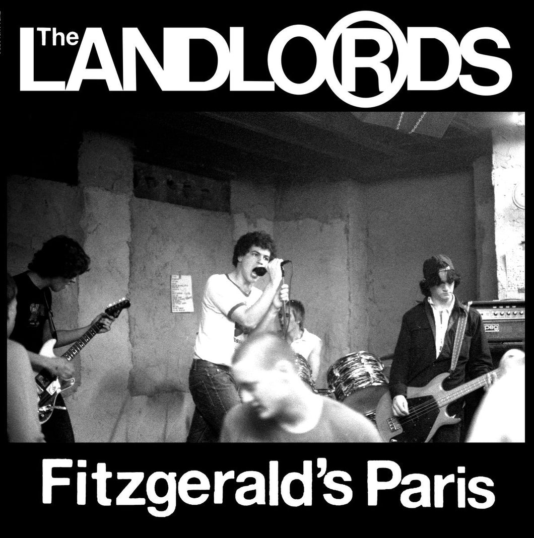 The Landlords - Fitzgerald's Paris