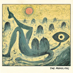 The Monoliths - S/T LP