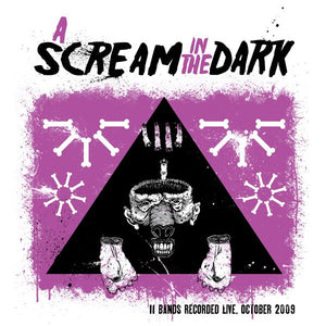 Various - A Scream In The Dark LP