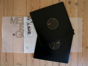 Ghost Flute & Dice - Melodi Is God  LP ( Double LP)