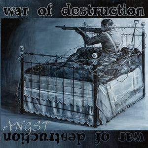 War Of Destuction - Angst MRLP36