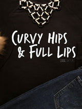 Curvy Hips Full Lips