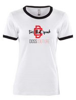 DOSS Signature Tee CASUAL RINGER