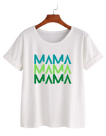 Mama Multi Blue Green