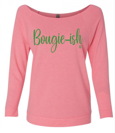 Bougie-ish Pink SS