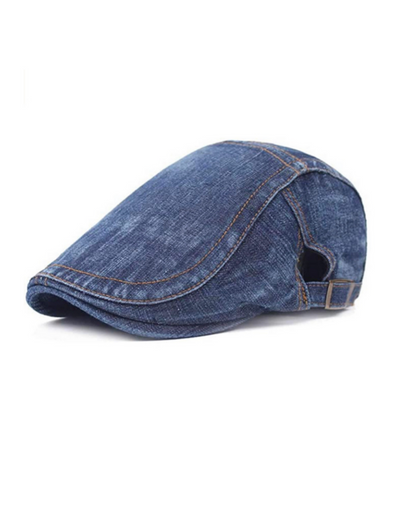 Denim Ivy Cap Dark