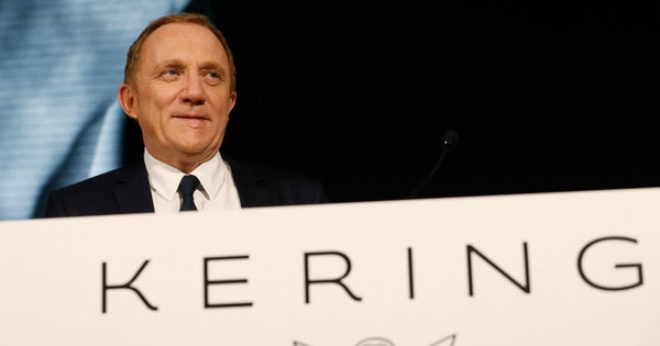 Kering Pinault Luxe Mode Durable Sustainable Fashion Ethique Responsable