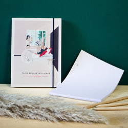 DRAWING BOOK - THE ILLUSTRATOR