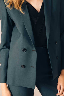 BOSTON GREEN BOTTLE TAILORED JACKET