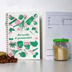 NOTEBOOK - MY SWEET RECIPES