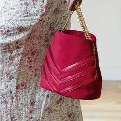 RED ANETTE BAG