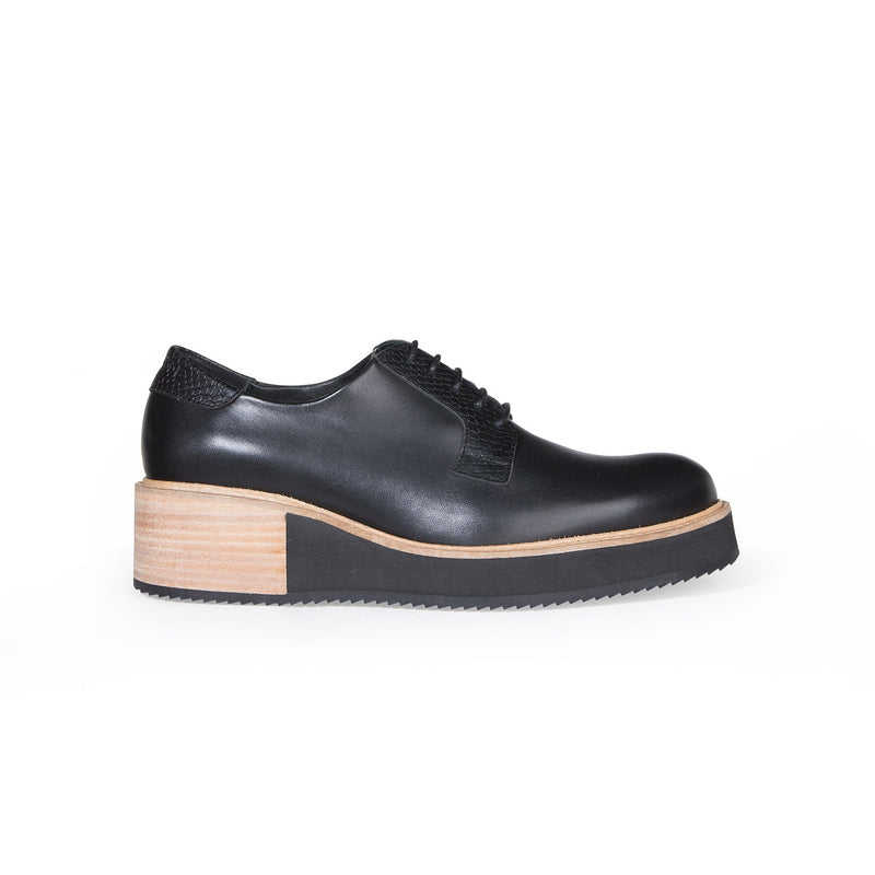 DERBIES COMPENSEES ALPHA HIGH - BLACK