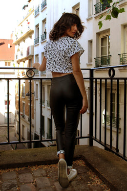 PANTALON BARBÈS