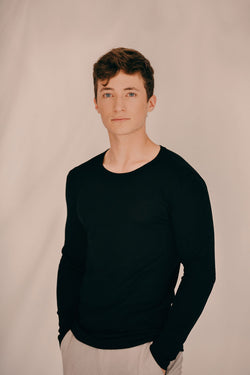 BLACK JACQUES UNDER-SWEATER