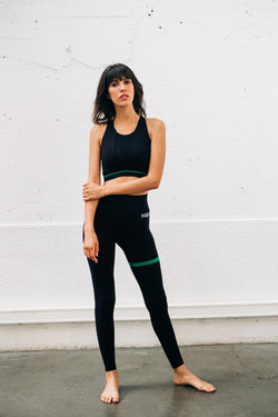 LEGGING ACTIVE GREENFIL BLACK