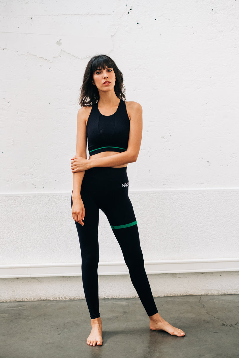 LEGGING ACTIVE GREENFIL NOIR