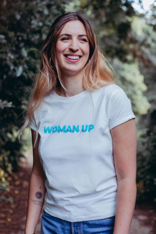 T-SHIRT WOMAN UP