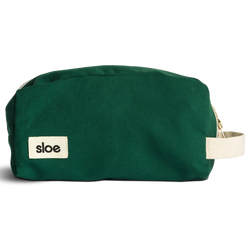 ORGANIC COTTON TOILET BAG