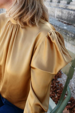 GOLDEN MARIANA BLOUSE