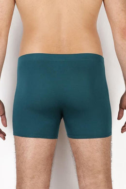 PETROLEUM BLUE HERITAGE BOXERS - PACK OF 2