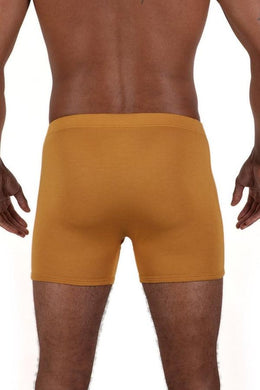 MUSTARD HERITAGE BOXER - PACK OF 2