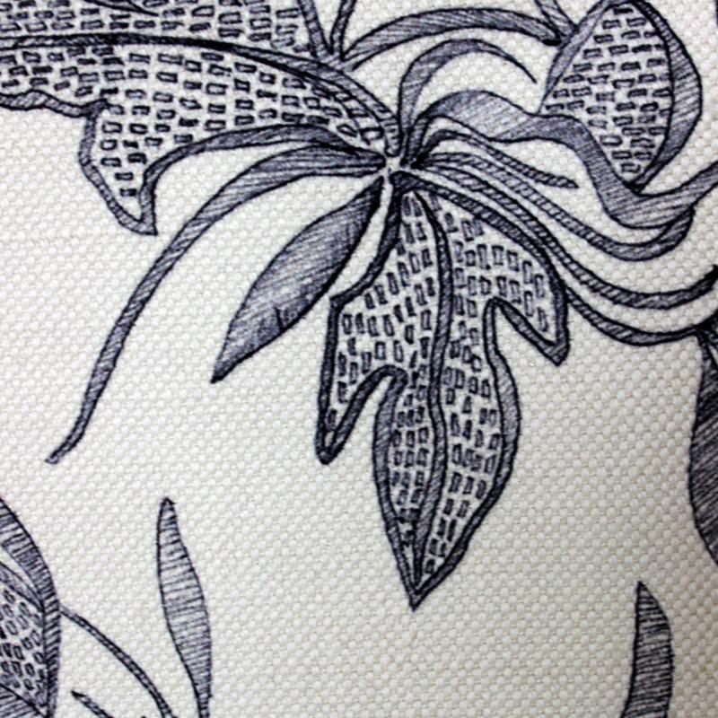 "ILLUSTRATION TEXTILE ""POINT D'ESPRIT"""