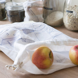 CANNAGE BREAD AND MULTI-PURPOSE BAG