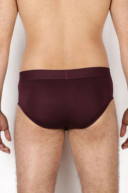 BORDEAUX BRIEFS - PACK OF 2