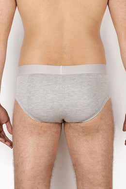 GRAY BRIEFS - PACK OF 2