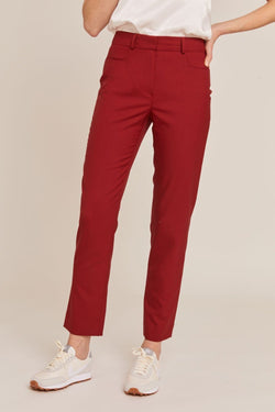 NEW-YORK POPPY TAILORED PANTS