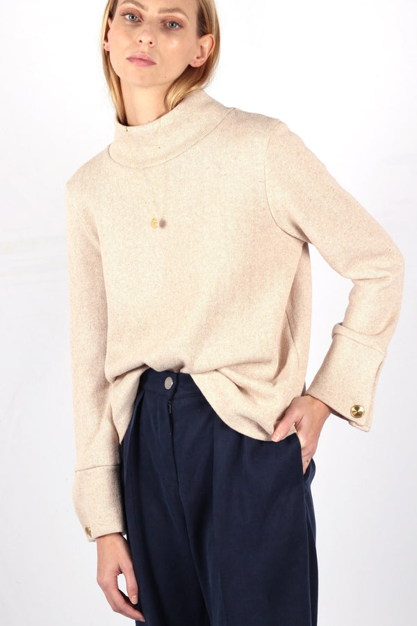PULL ANNE-LAURE BEIGE