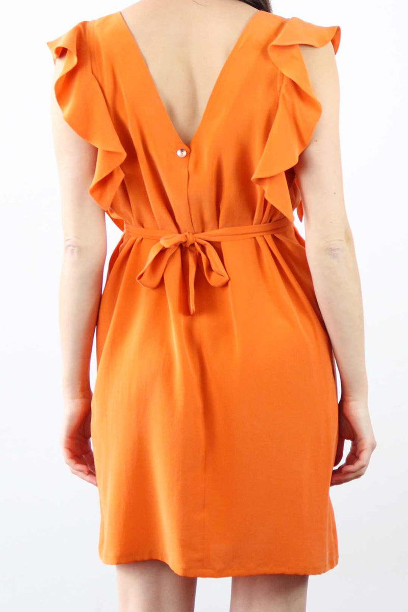 ROBE AUDREY ORANGE