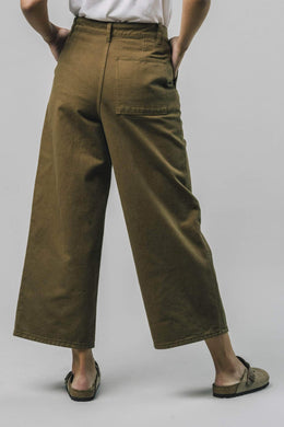 LARGE TOFFEE TROUSERS