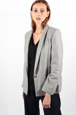 MARIE-ANNE GRAY TAILORED JACKET