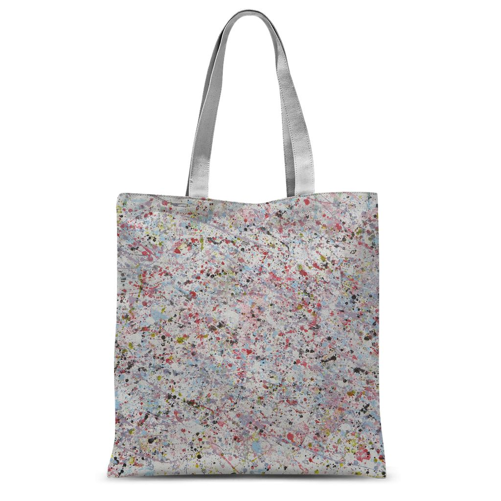 The Field Sublimation Tote Bag