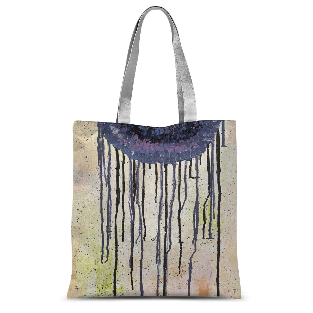 Fragility II Sublimation Tote Bag