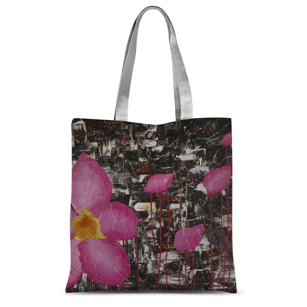 Hope in the Midst of Danger Sublimation Tote Bag