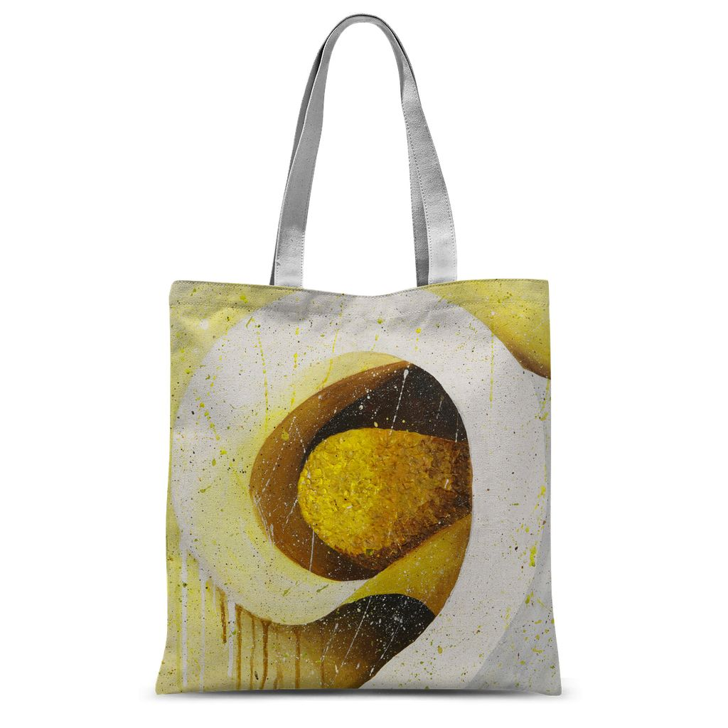 New Beginnings II Sublimation Tote Bag