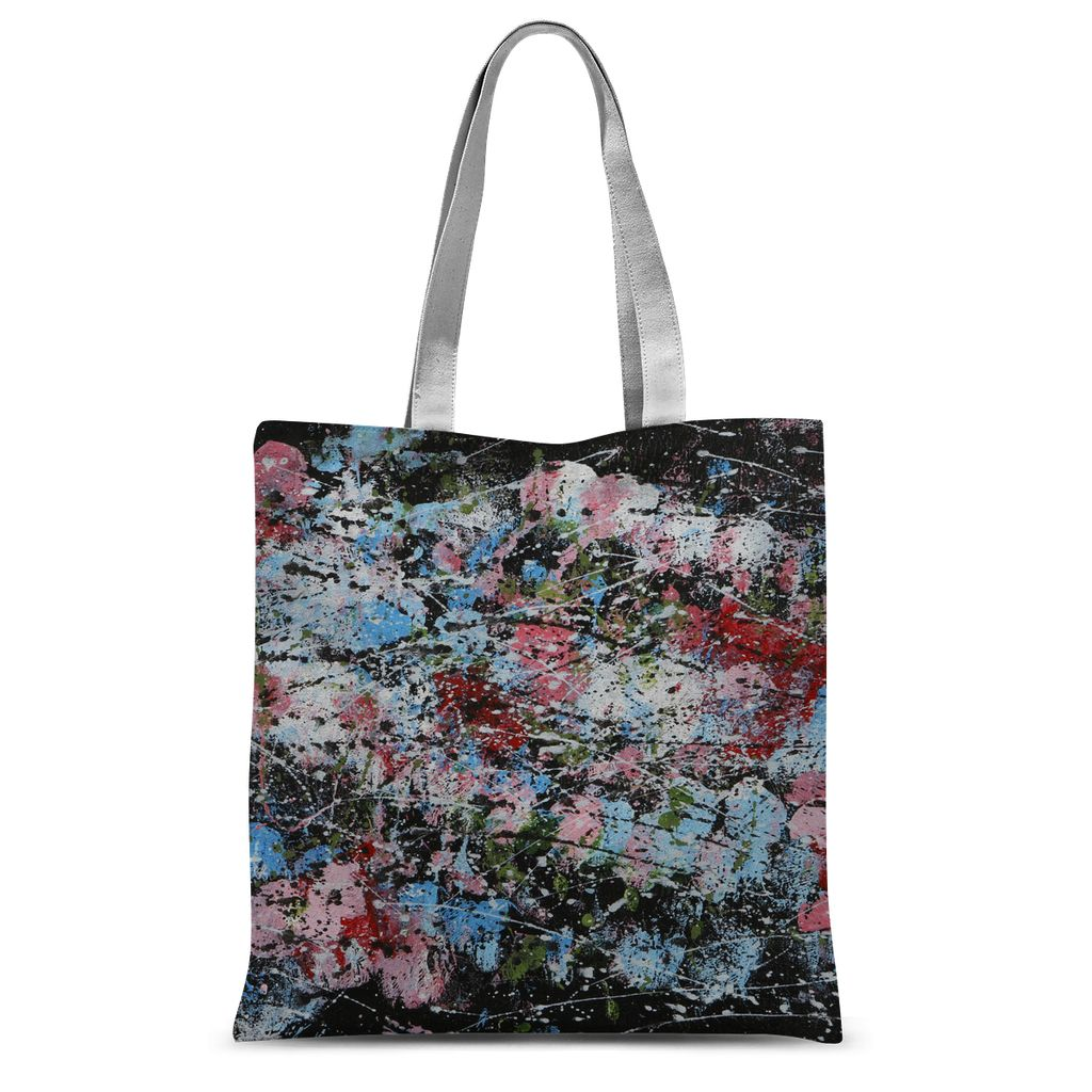 One with the Wind, but No Direction Sublimation Tote Bag