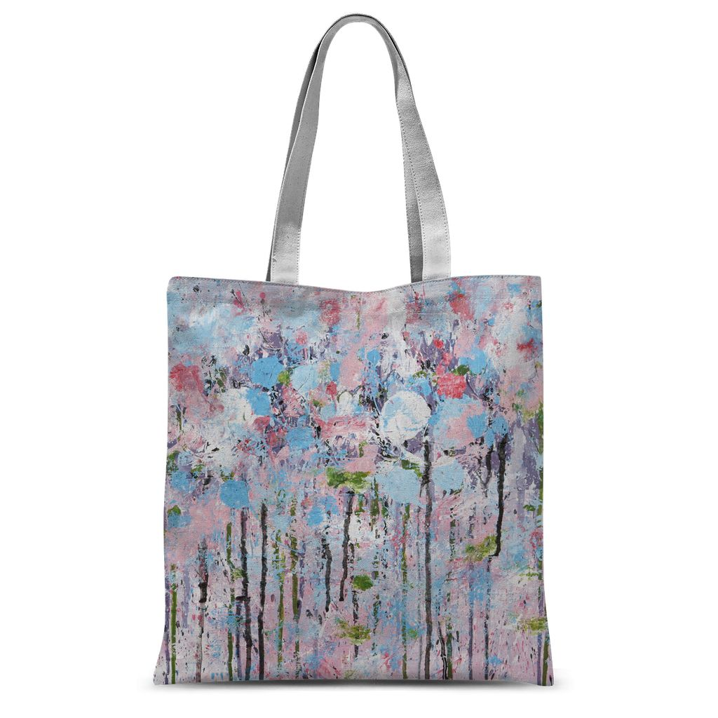 Field of Tears Sublimation Tote Bag