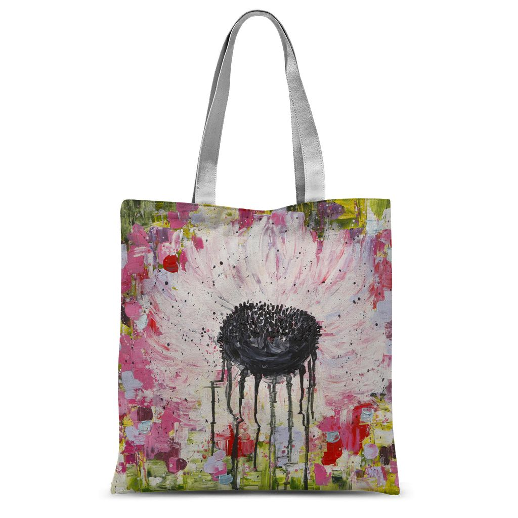Broken Sublimation Tote Bag